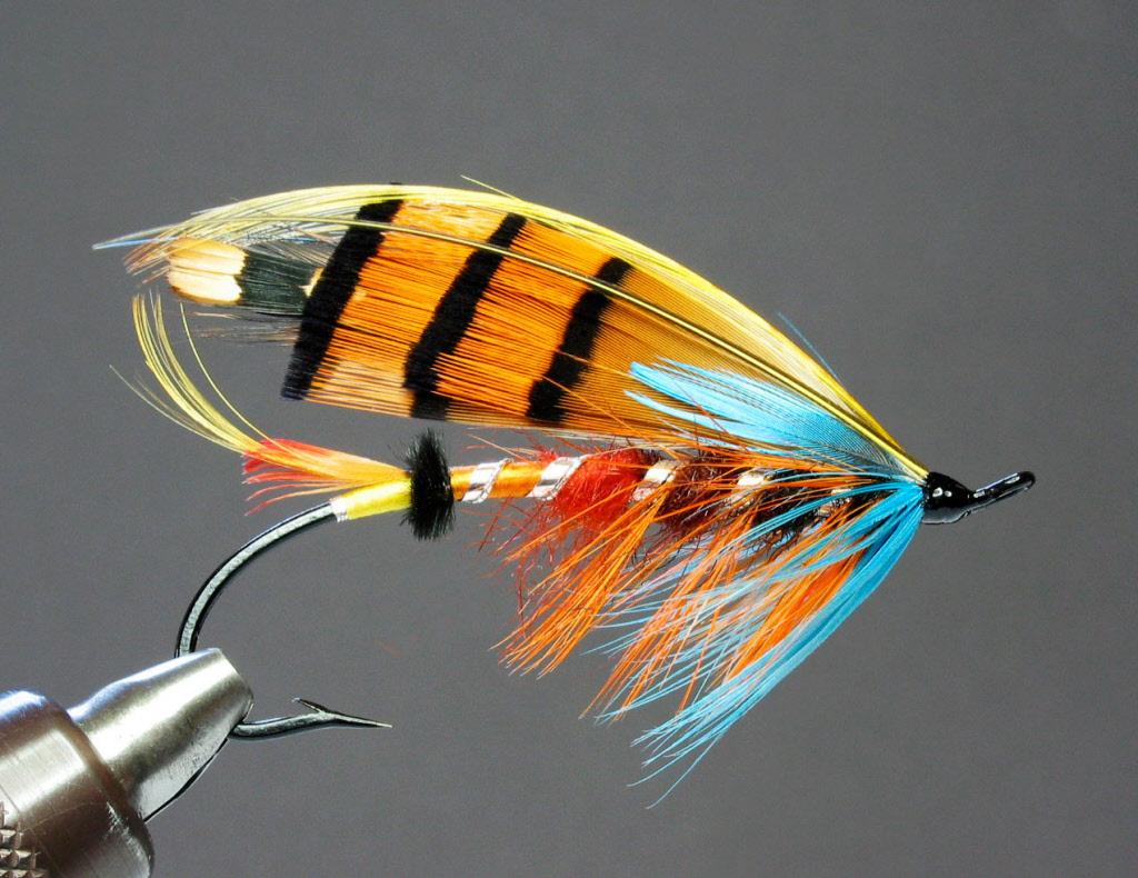 Stanley miller northwest atlantic salmon fly guild for Salon fly